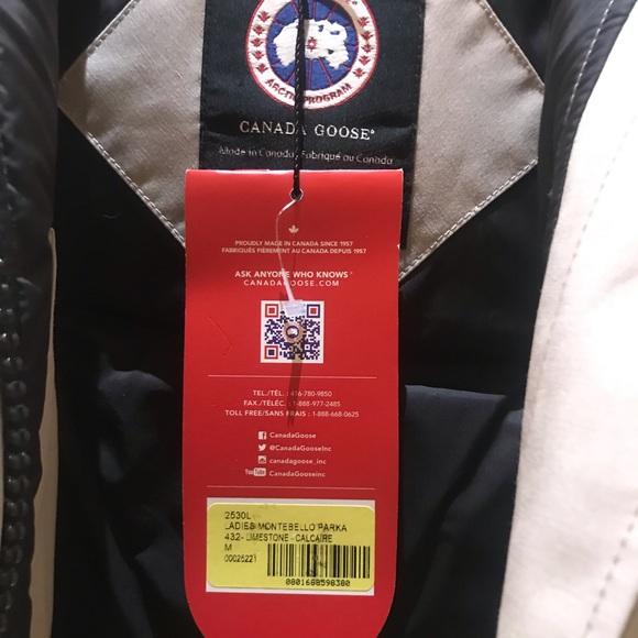 canada goose original price